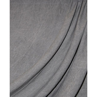 Muslin Dark Grey Washed